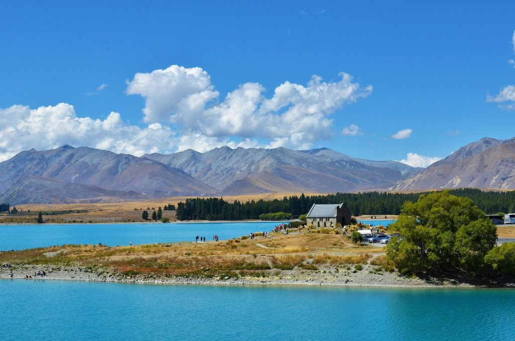 best places to visit in new zealand lake tekapo