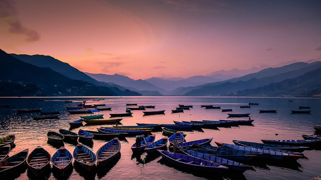 backpacking pokhara nepal