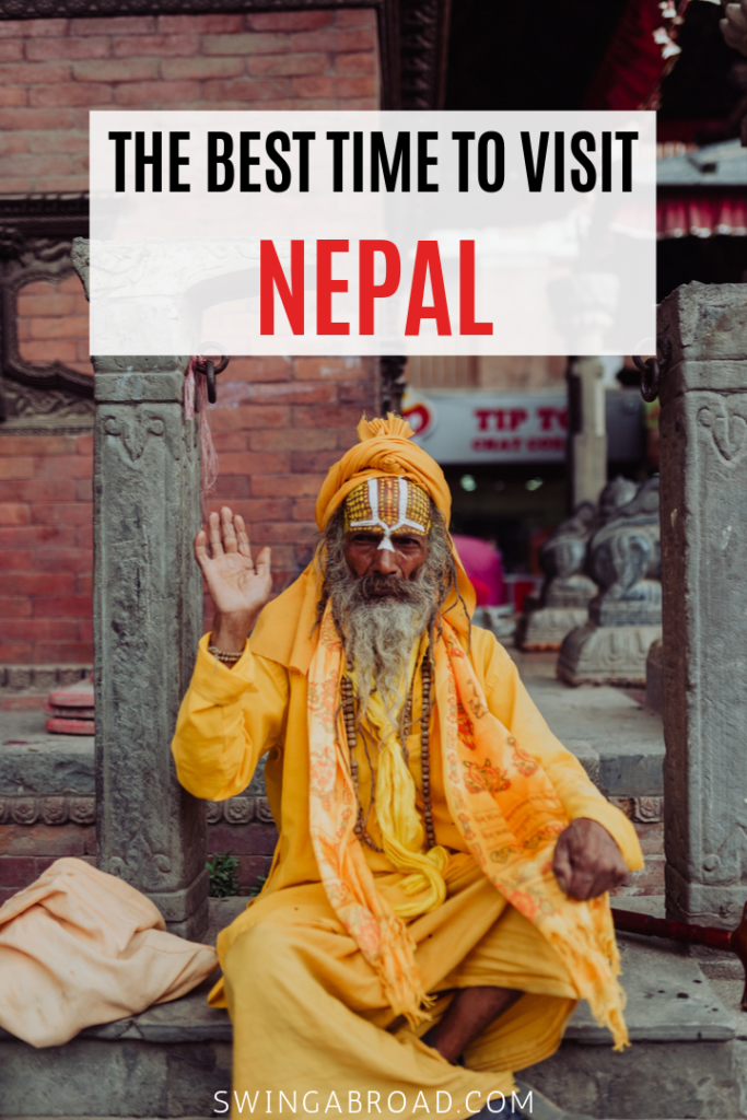 The Best Time to Visit Nepal South Asia