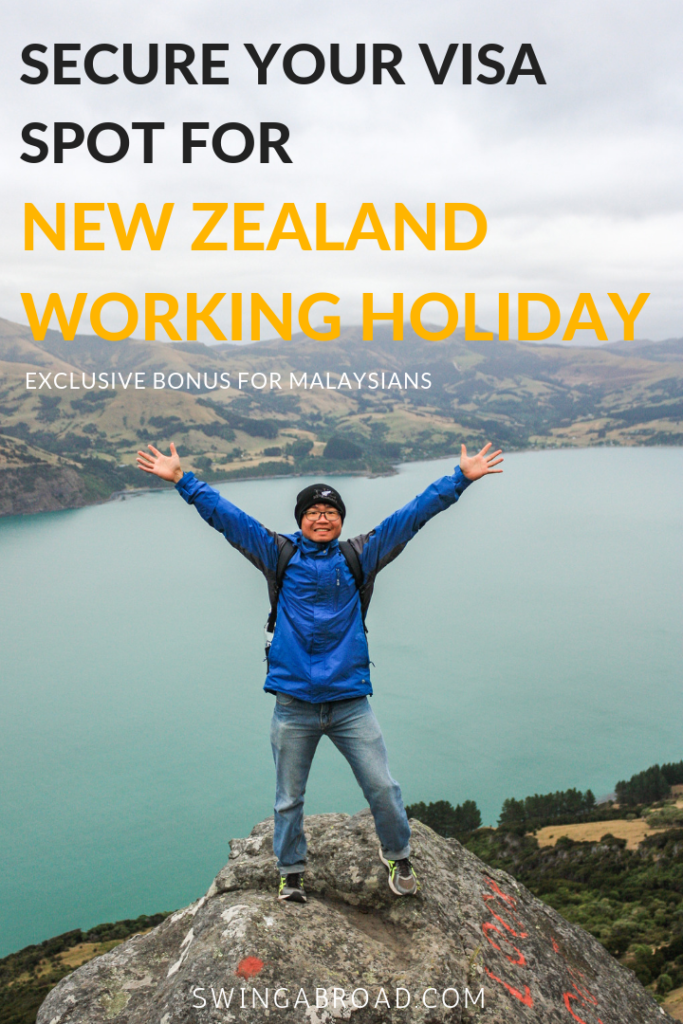 Updated Guide 2019: New Zealand Working Holiday Visa For Malaysian