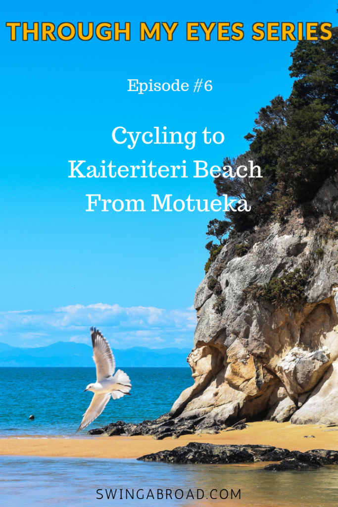 #6 Cycling to Kaiteriteri Beach From Motueka