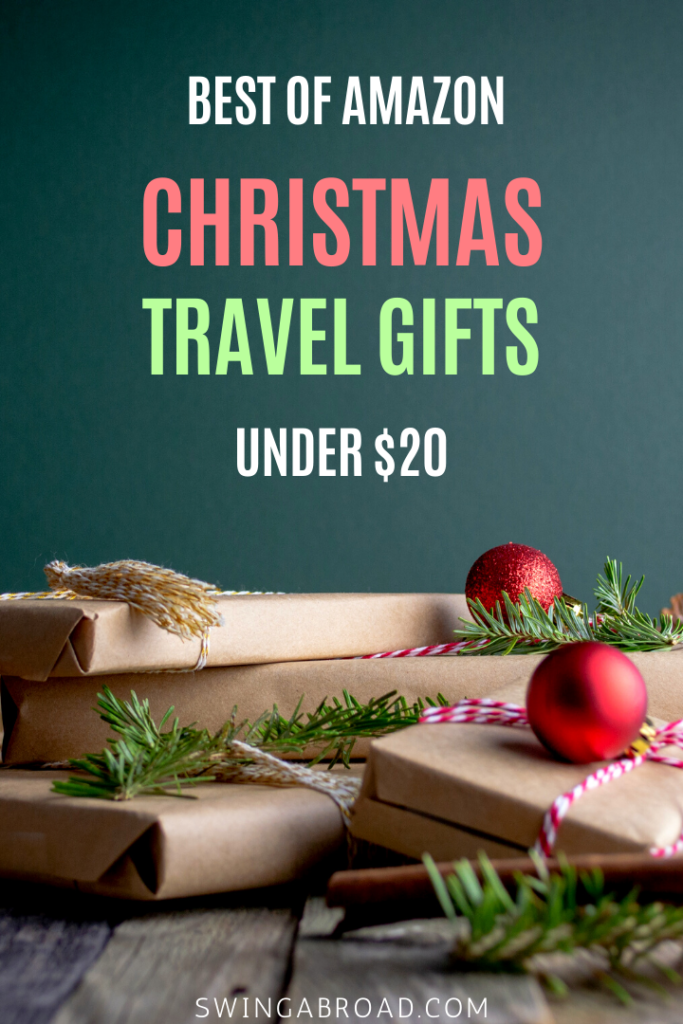 Best of Amazon Christmas Travel Gifts Under $20