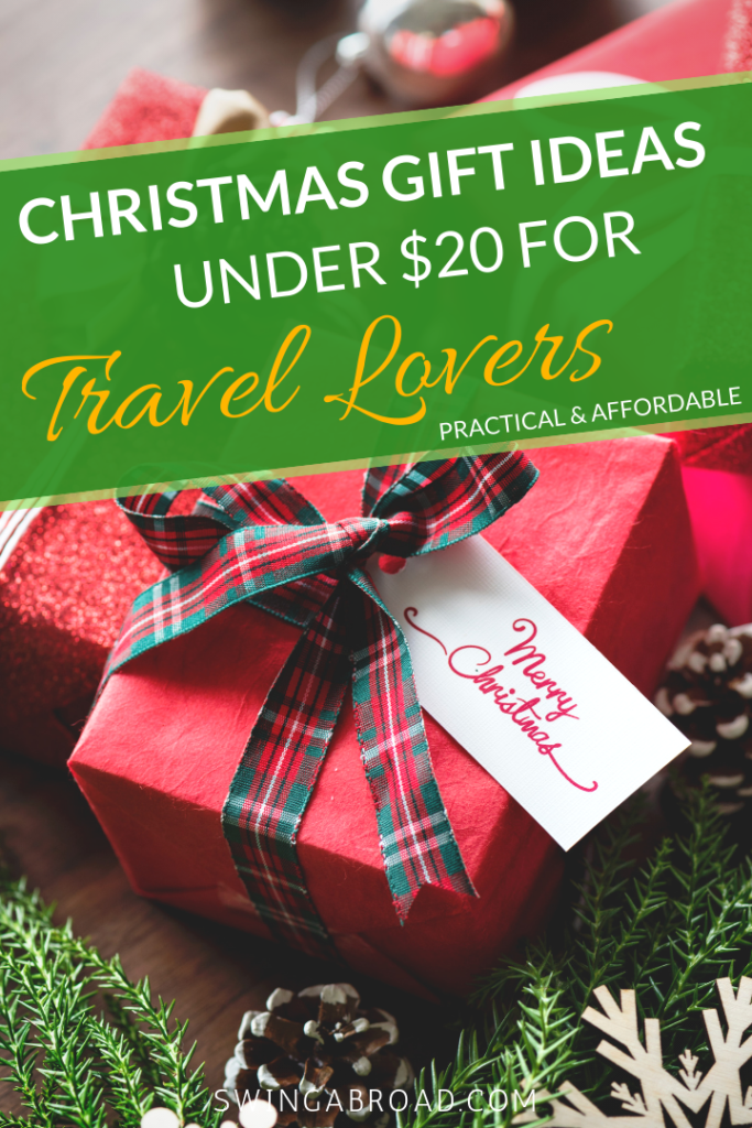 Christmas Travel Gift Ideas Under $20