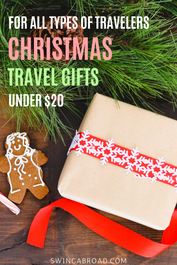 Christmas Travel Gifts For All Types of Travelers Under $20