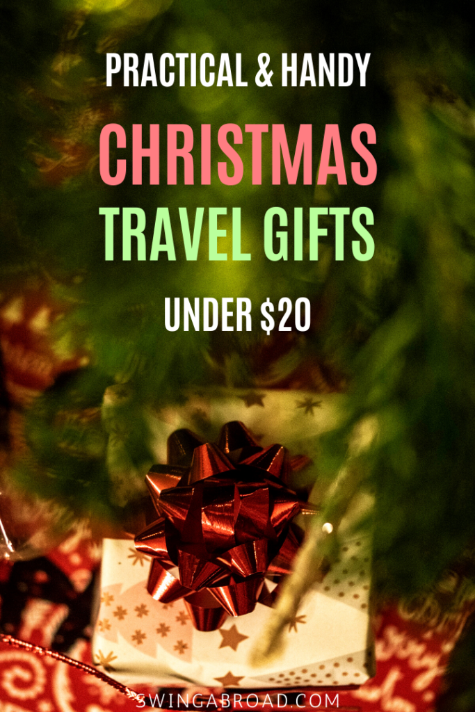 Practical & Handy Christmas Travel Gifts Under $20