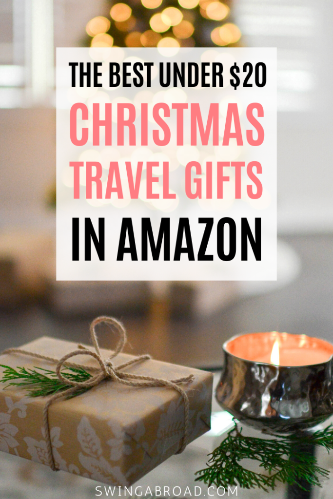 The Best Under $20 Christmas Travel Gifts in Amazon