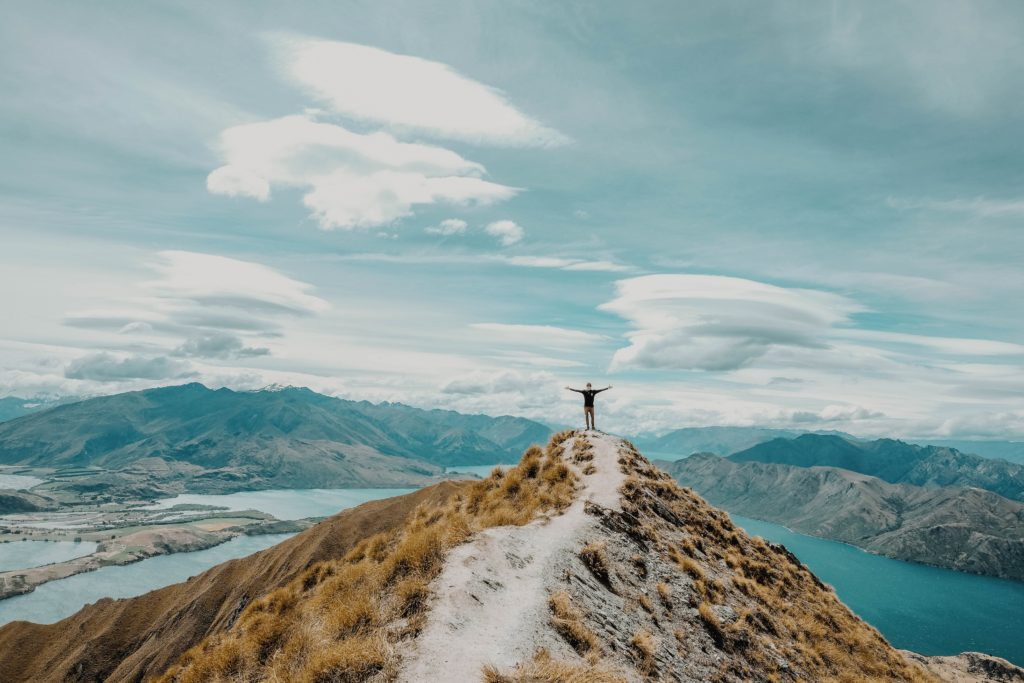 new zealand wanaka roys peak