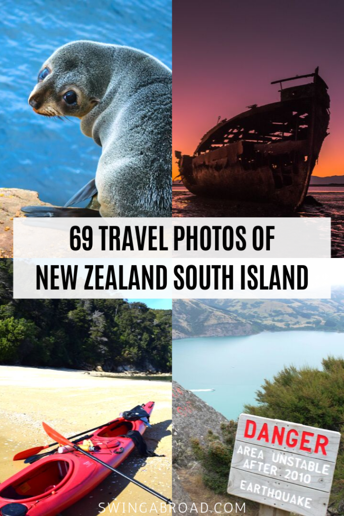 69 Travel Photos of New Zealand South Island