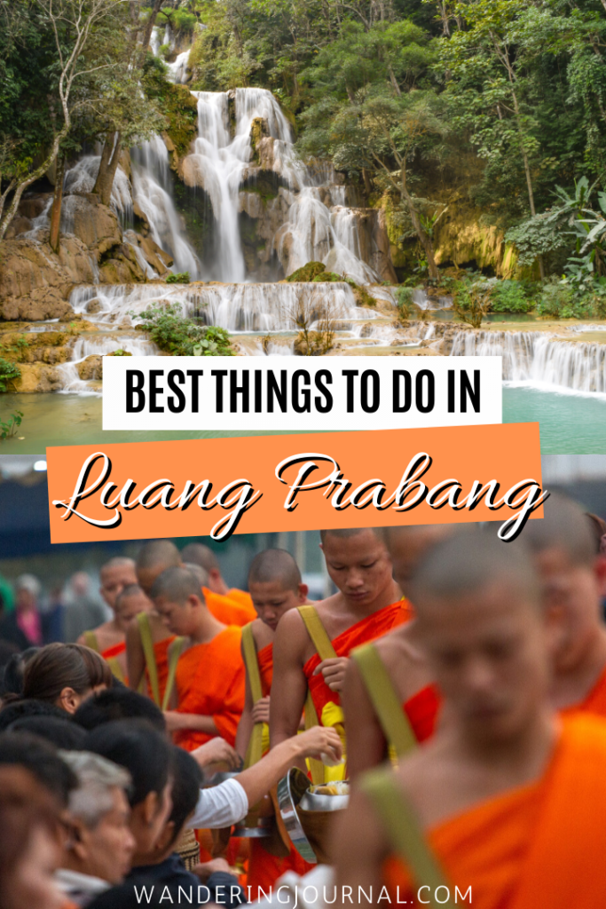 Best Things to do in Luang Prabang