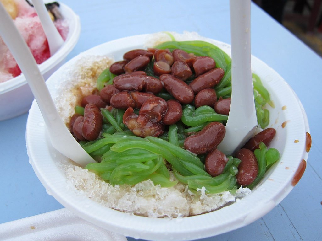 Penang Cendol Local Street Food