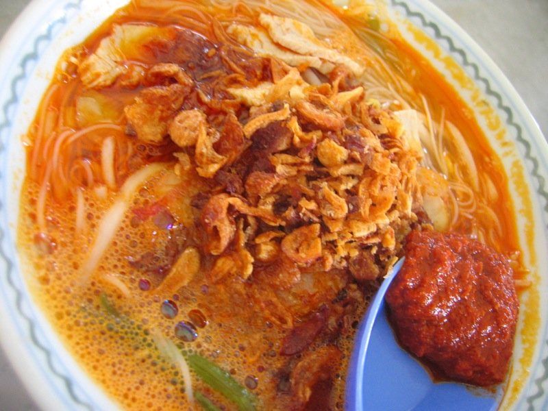 Penang Hokkien Mee Local Street Food