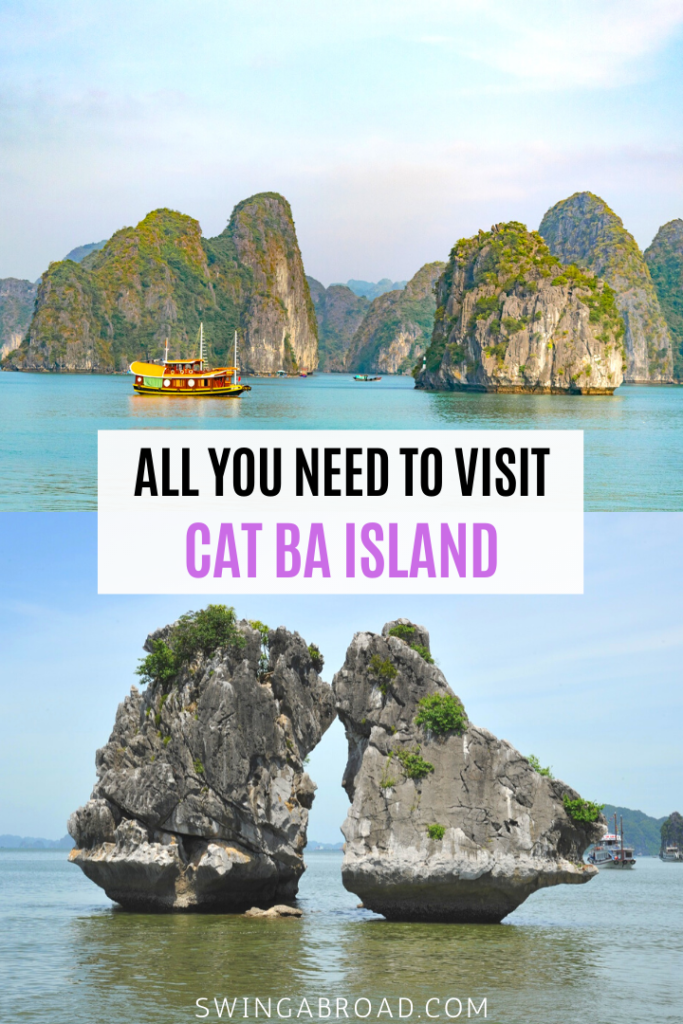 All You Need to Visit Cat Ba Island