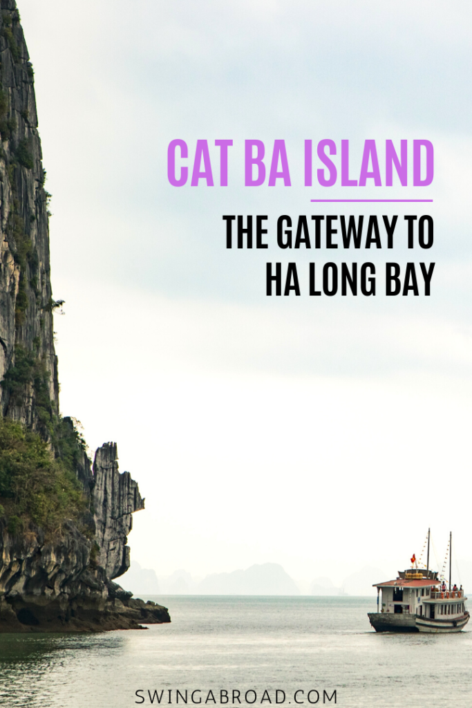 Cat Ba Island The Gateway to Ha Long Bay