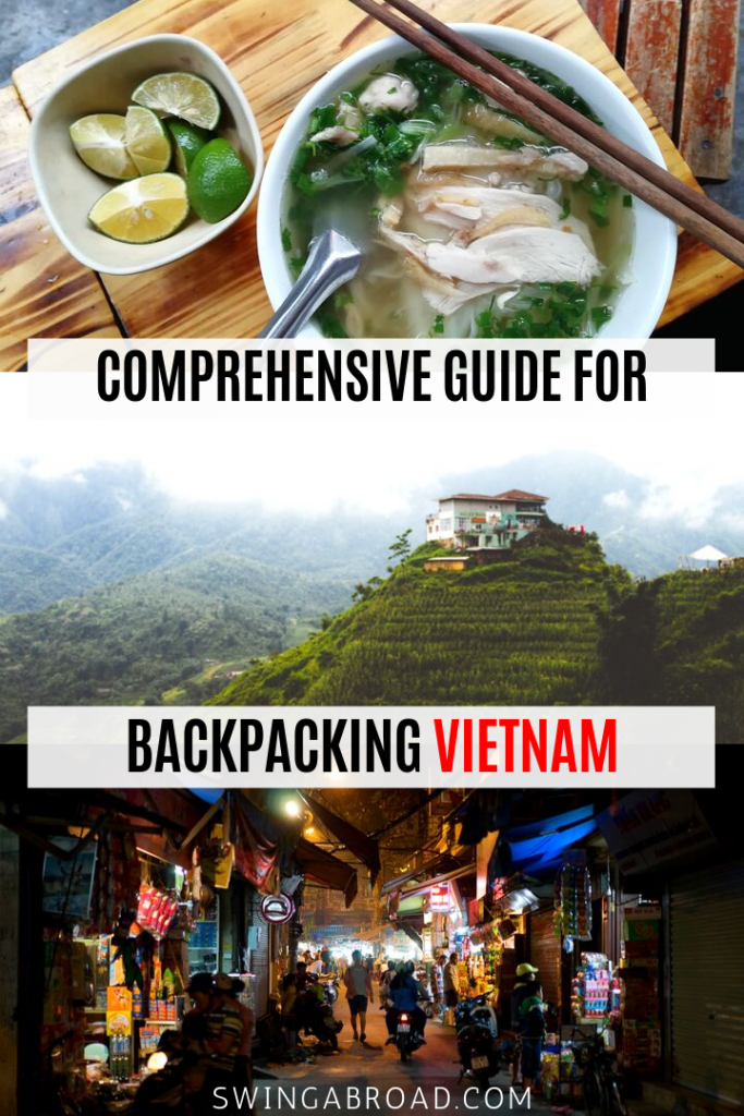 Comprehensive Guide For Backpacking Vietnam