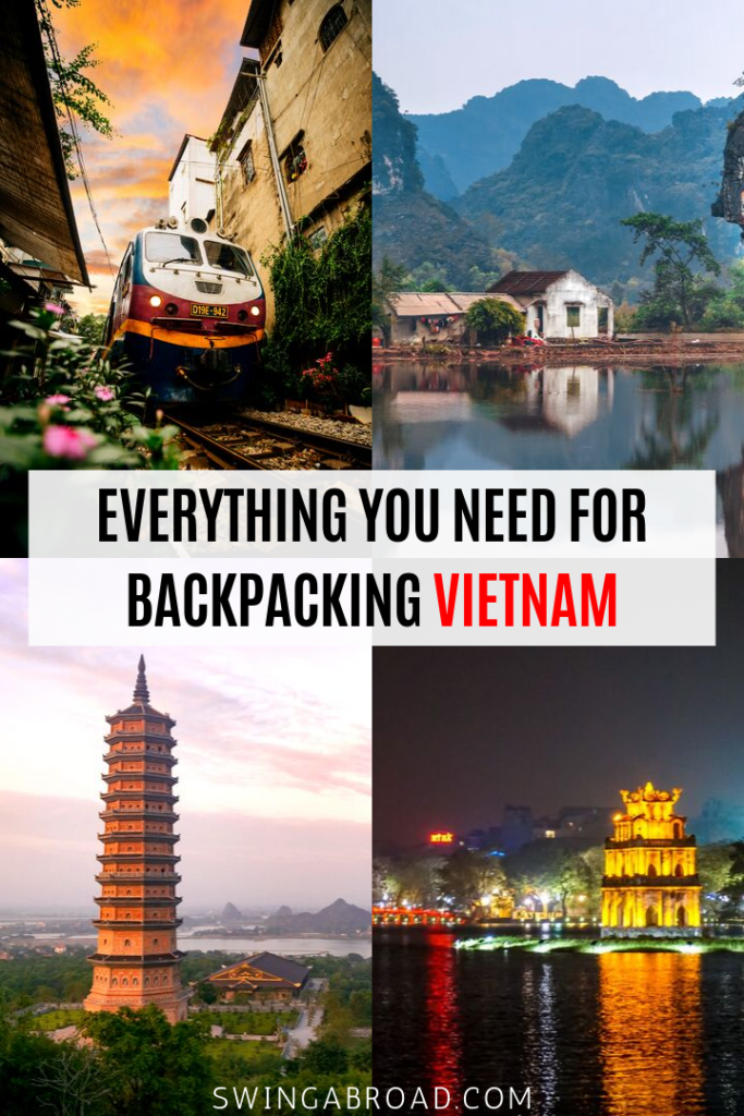 Everything You Need For Backpacking Vietnam