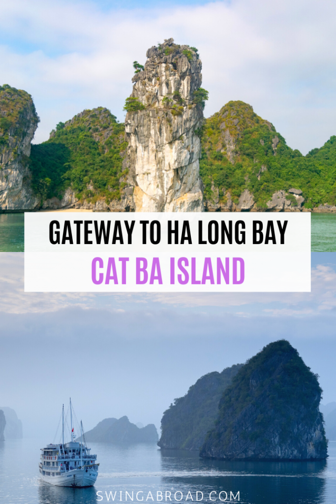 The Gateway to Halong Bay Cat Ba Island
