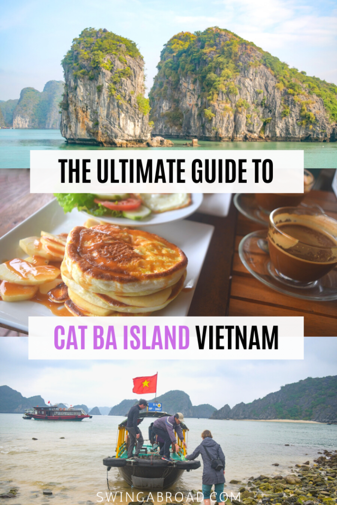 The Ultimate Guide to Cat Ba Island Vietnam