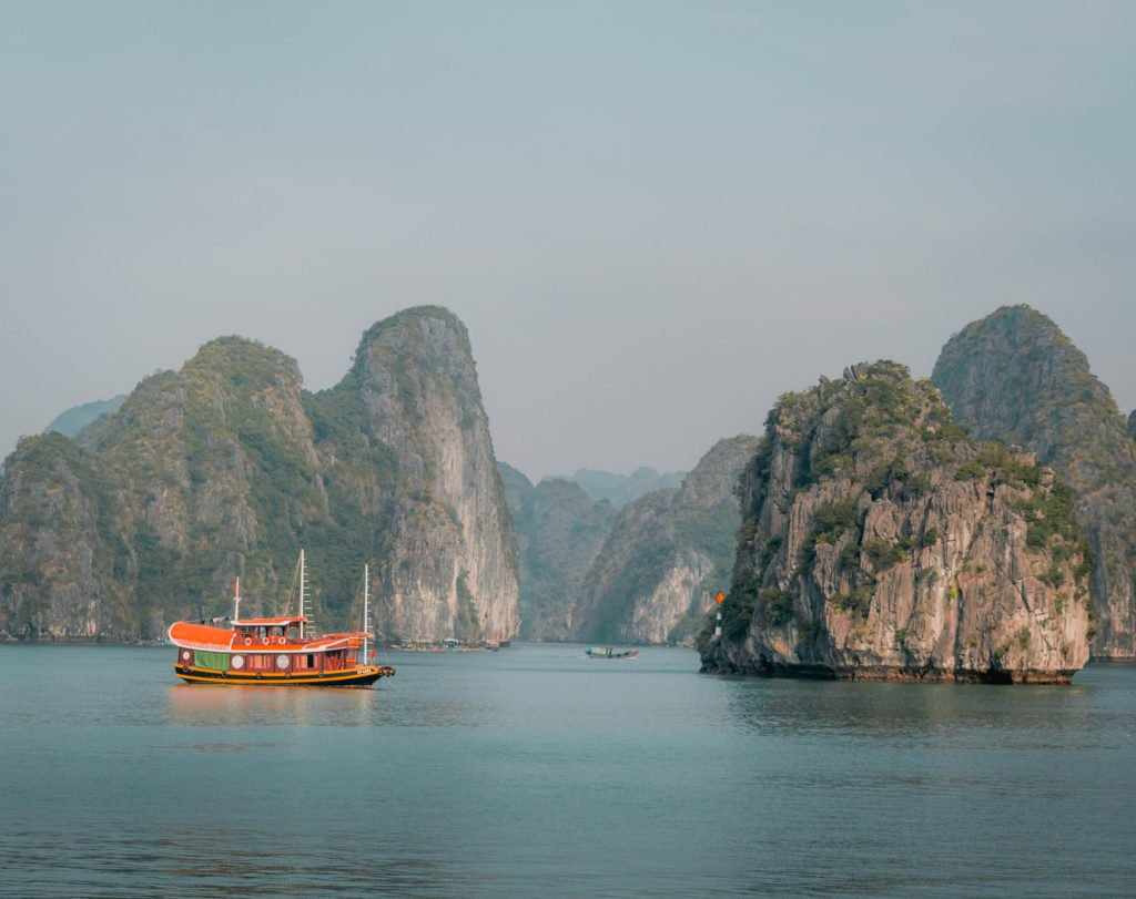 Vietnam Cat Ba Island Ha Long Bay Cruise Tour