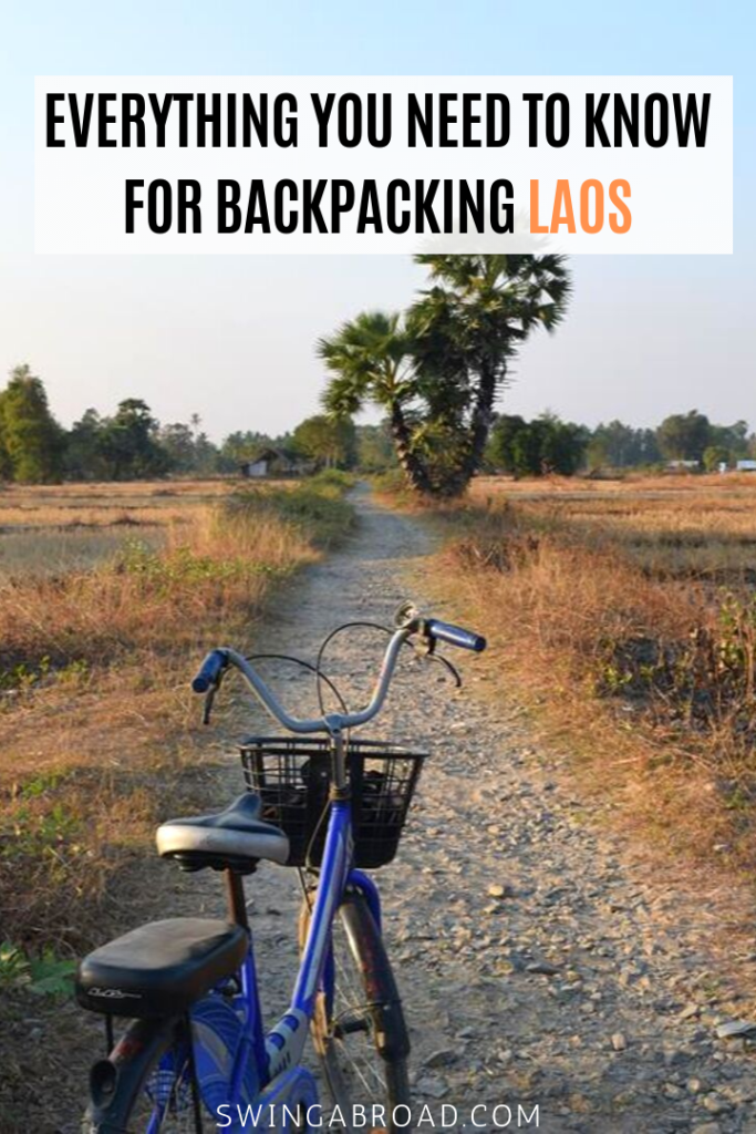 Everything You Need to Know For Backpacking Laos