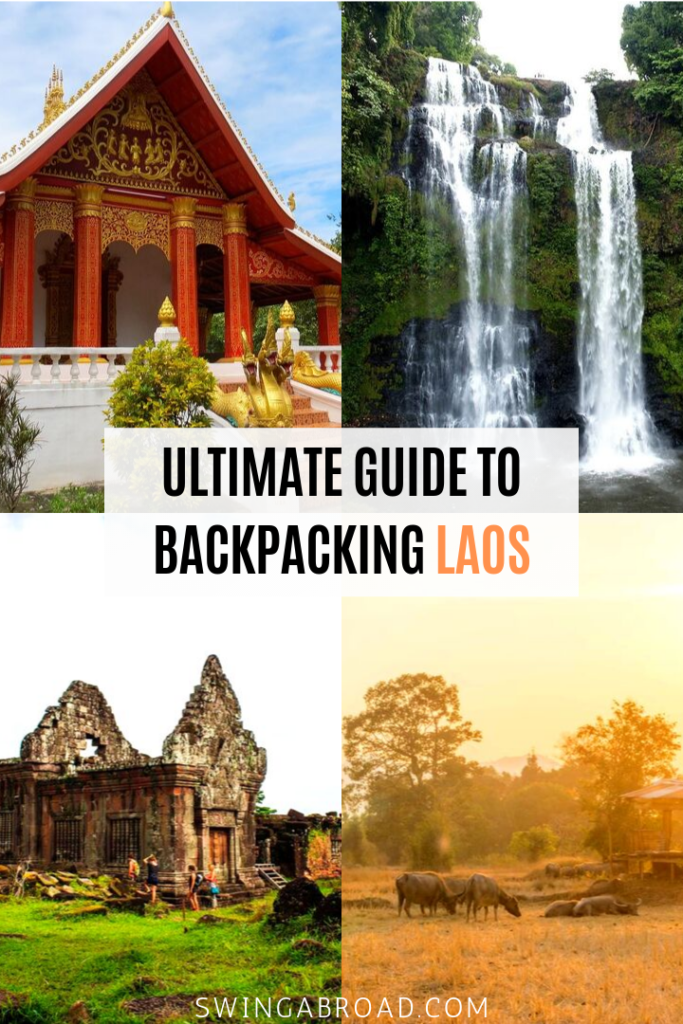 Ultimate Guide to Backpacking Laos