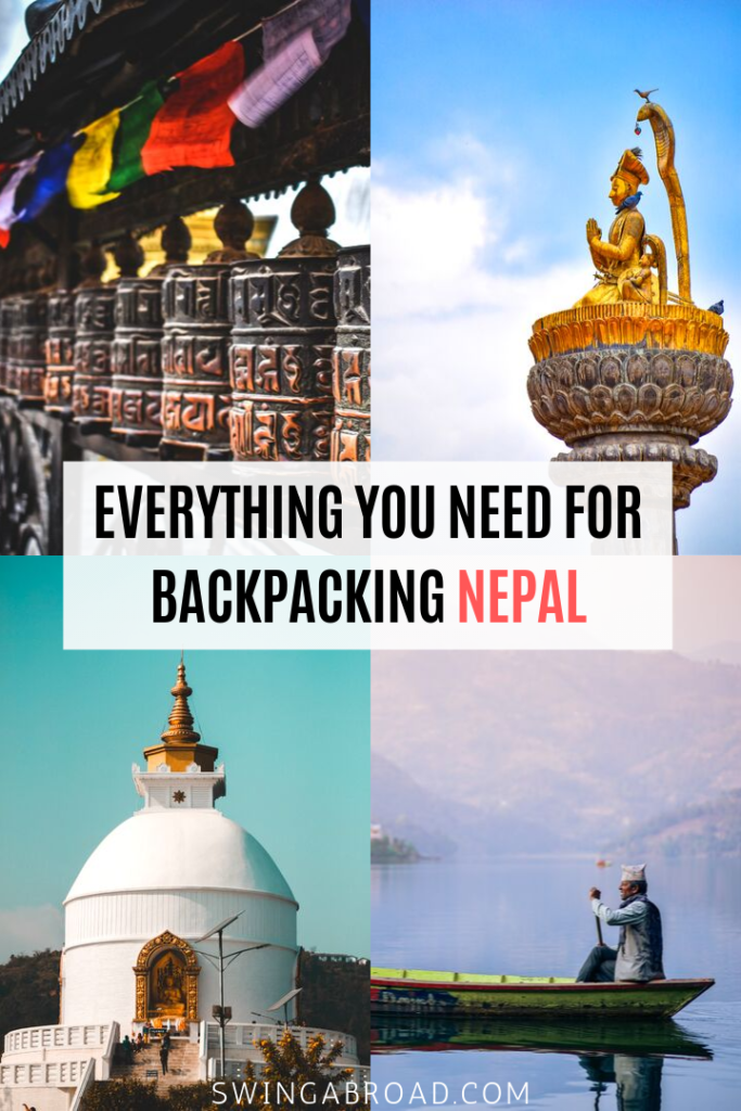 Everything You Need For Backpacking Nepal