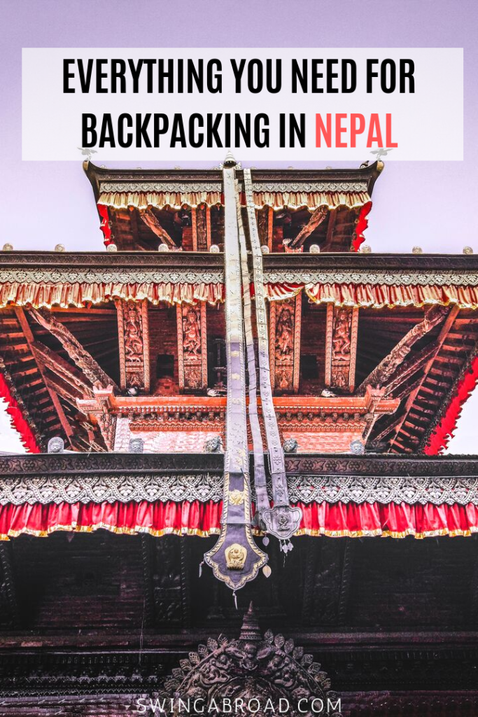Everything You Need For Backpacking in Nepal