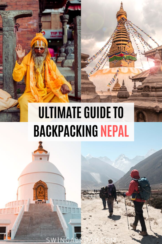 Ultimate Guide to Backpacking Nepal