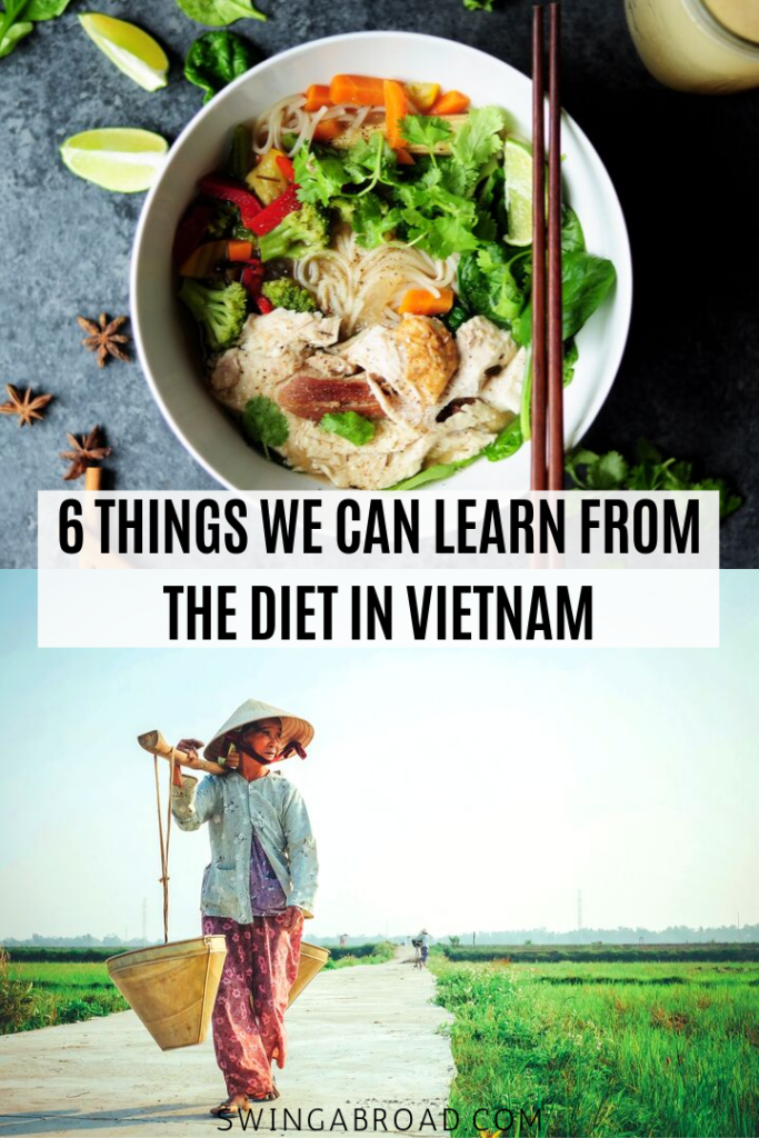 6 Things We Can Learn From The Diet in Vietnam
