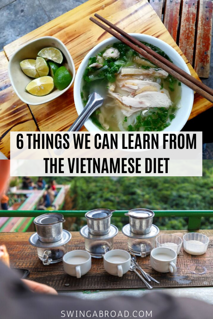 6 Things We Can Learn From The Vietnamese Diet