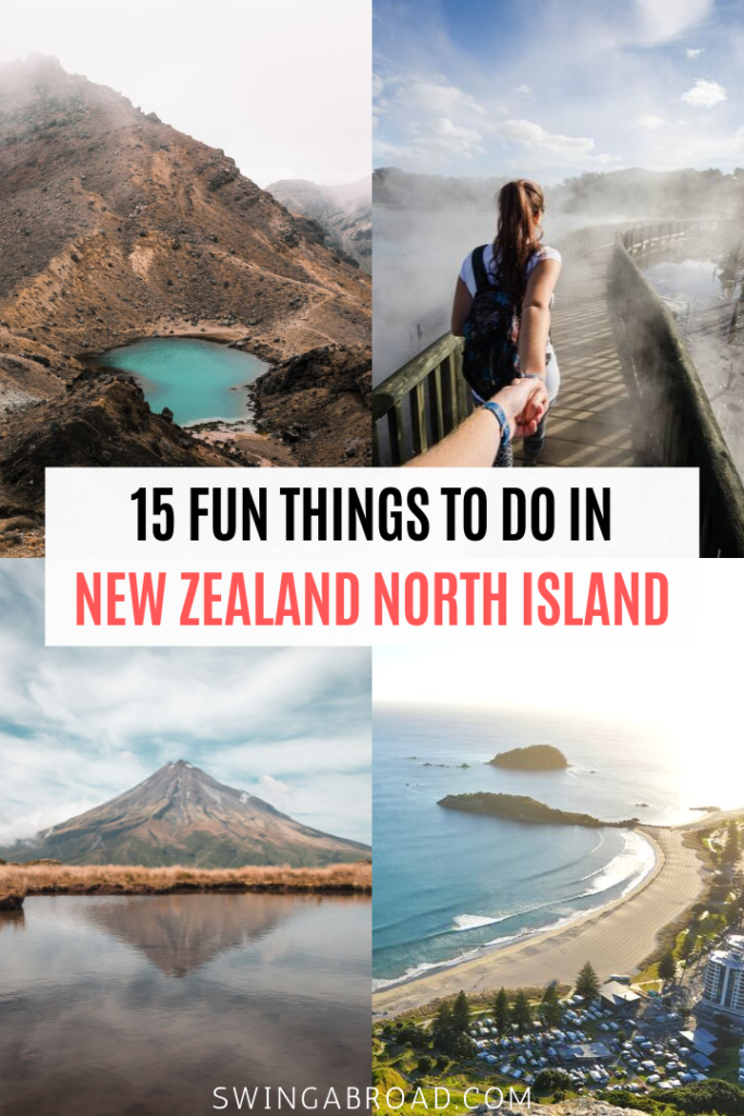 15 Fun Things to do in New Zealand North Island