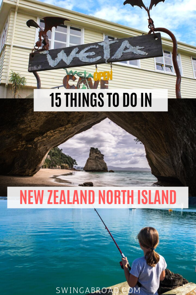 15 Things to do in New Zealand North Island