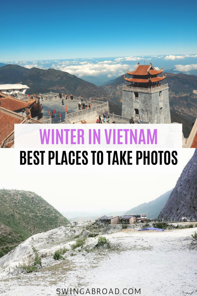 Best Places to Take Photos in Vietnam in Winter
